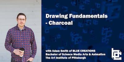 Drawing Fundamentals - Charcoal