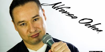 Slice of Comedy headlining Alfonso Ochoa