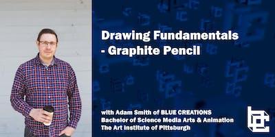 Drawing Fundamentals - Graphite Pencil