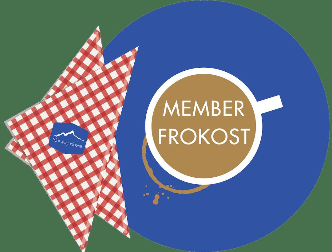 Norway House Members' Frokost!