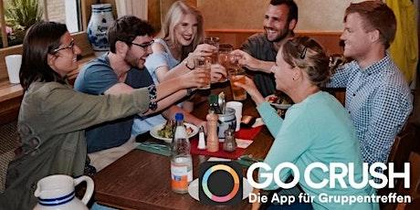 Gruppentreffen mit Go Crush billets