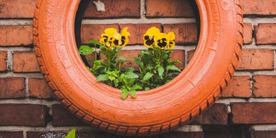 Recycle and Repurpose for Garden and Home Workshop - 30 March 2019