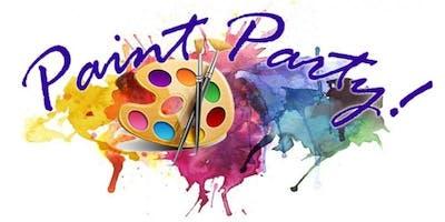 Paint Party Test