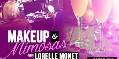 MAKEUP & MIMOSAS with LORELLE MONET
