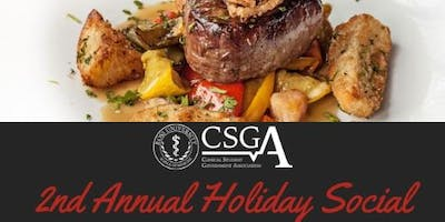 CSGA 2nd Annual Holiday Social - Michigan