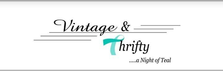 Vintage Thrifty A Night Of Teal For Marysusan Vinskey 23 Feb 2019