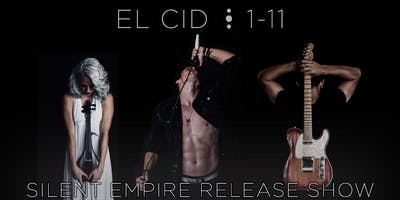 CITY OF SOUND: Silent Empire I Release Show