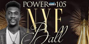 POWER 105 NEW YEARS BALL AT MILK RIVER HOSTED BY...