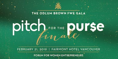 Odlum Brown FWE Gala - Pitch for the Purse Finale
