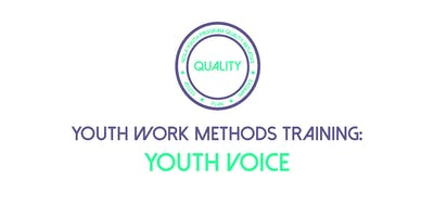 Youth Work Methods Training: Youth Voice