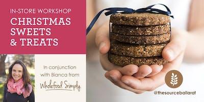 Ballarat Christmas Sweets and Treats Workshop
