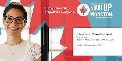 Startup Greater Moncton | Networking May 23, 2019