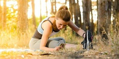 Yoga + Restorative for Runners (Beginner Level) Boston Marathon Fundraiser