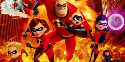 Movies at the Library - Incredibles 2