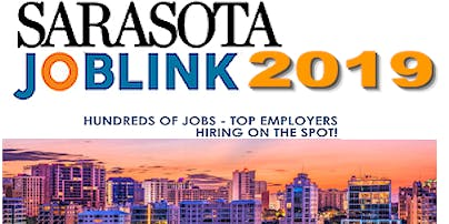TAMPA BAY JOB FAIR - SARASOTA / BRADENTON / LAKEWOOD RANCH AUGUST 29TH!