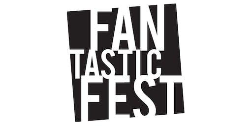 Fantastic Fest 2019 SUPERFAN Badge