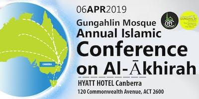 Gungahlin Mosque annual Conference on Al-ʾĀkhirah