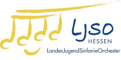 Konzert: Landes Jugend Sinfonie Orchester Hessen