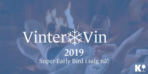 VinterVin 2019 · Early Bird-billetter i salg nå