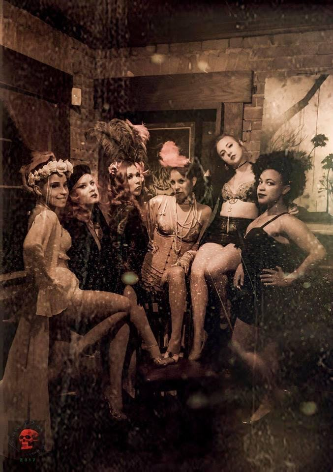 Hump Day Burlesque | The Lost Leaf