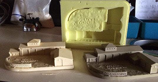Fabula 3D - il mondo delle stampanti 3D