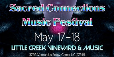 Sacred Connections Music Festival
