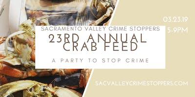 23rd Annual Crab Feed