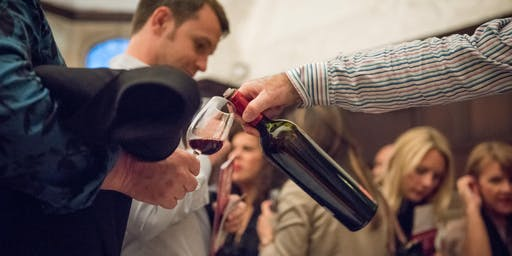 The Oxford Wine Festival 2019 (Saturday afternoon)