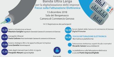 Fatturazione Elettronica & Banda Ultra Larga
