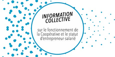 CAE CLARAbis - Réunions d'informations collectives billets
