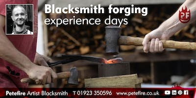 Blacksmith Forging Experience Day