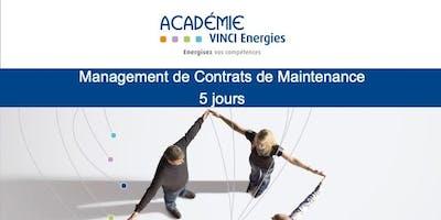 """REIMS / Formation \""""Technicien de Maintenance: développer ma fonction pour un meilleur service au client\"""" (VINCI Energies)"""