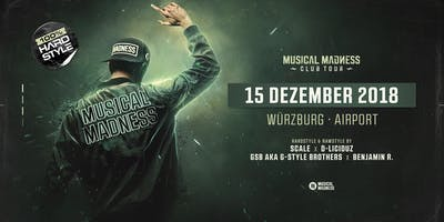 Madness Club Tour // 100% Hardstyle
