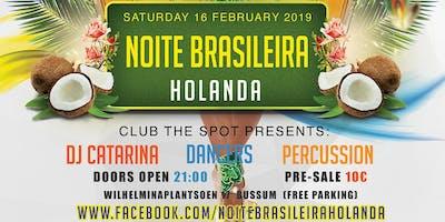 Noite Brasileira Holanda Brasilian Night