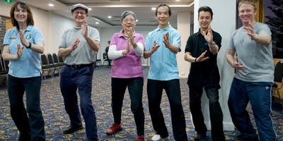 SYDNEY: Tai Chi for Health Instructor Training Workshops with Dr Paul Lam