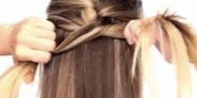 "workshop \""hair by myself\"" (LOKEREN)"