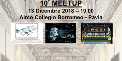 10° Pavia Blockchain Group Meetup