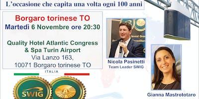L'occasione che capita una volta ogni 100 anni a Borgaro torinese TO