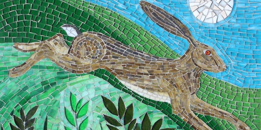 Beginners mosaic workshop