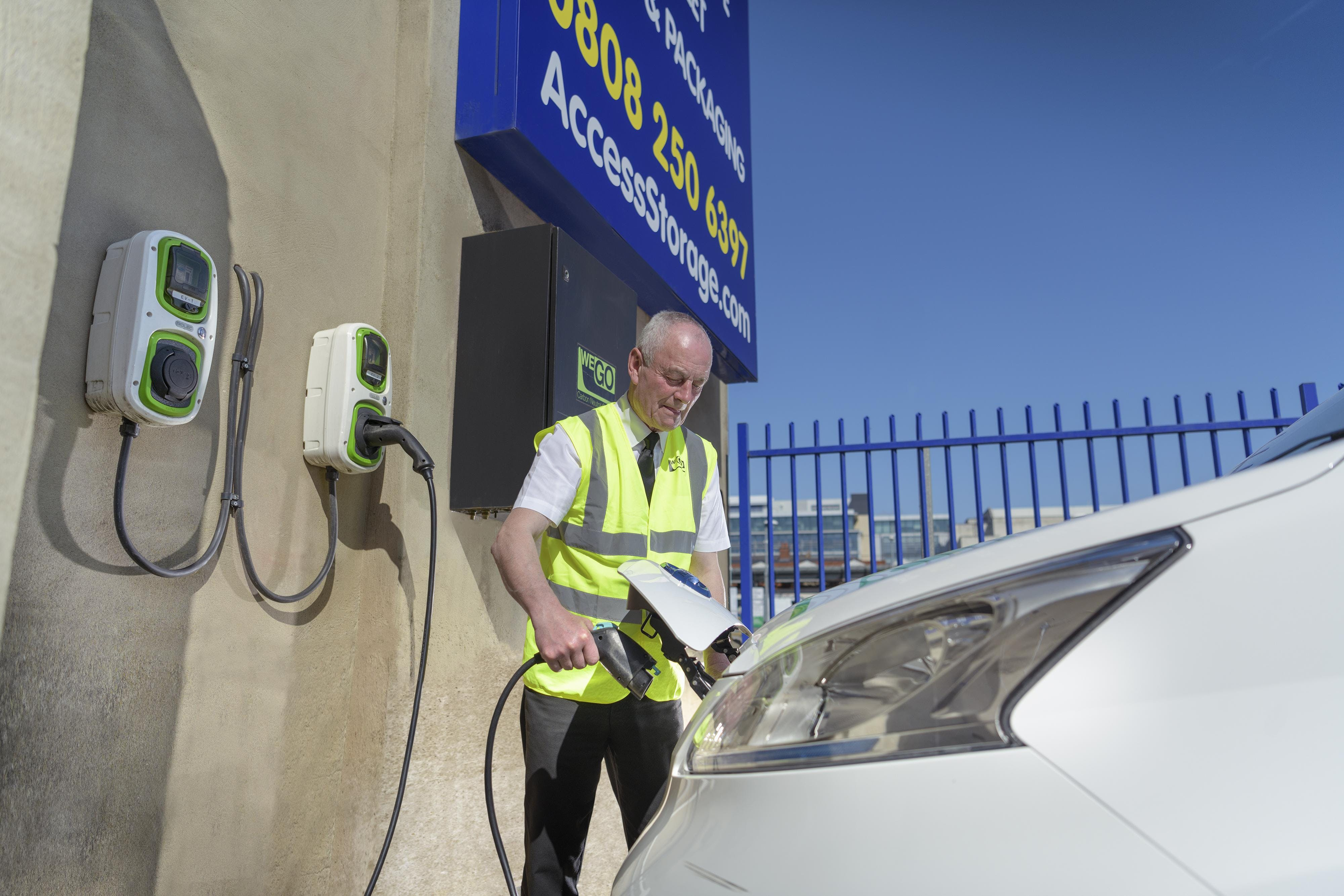 Fleet Workshop - Transitioning to Low Emissi
