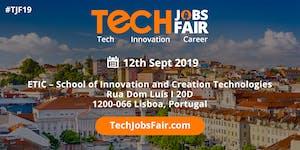 Tech Jobs Fair Lisbon - 2019