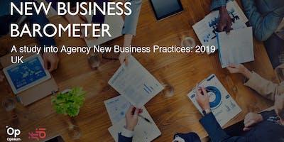 jfdi New Business Barometer Results 2019