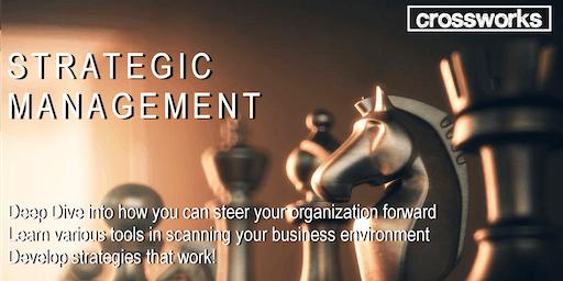 Strategic Management (Batch 192)