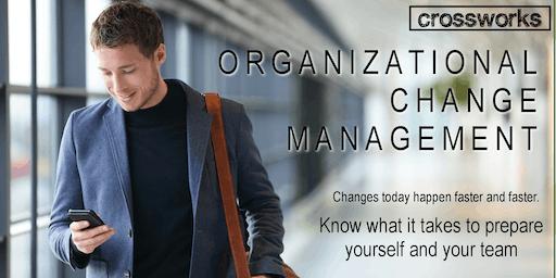 Organizational Change Management (Batch 192)