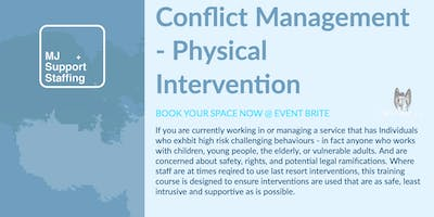 Conflict Management - Physical Restraint