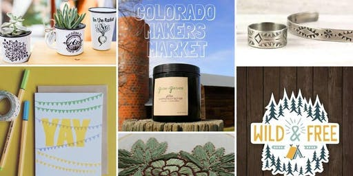 The Colorado Makers Holiday Market