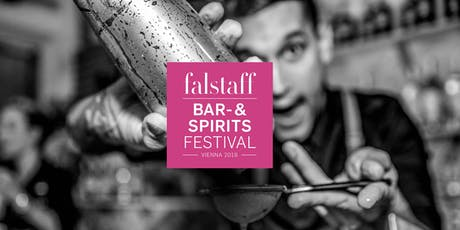 Falstaff Vienna Bar- & Spiritsfestival 2019 Tickets
