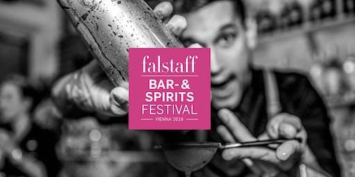 Falstaff Vienna Bar- & Spiritsfestival 2019