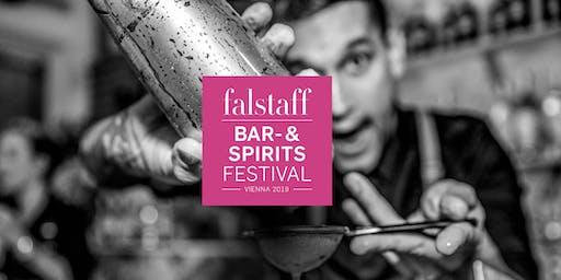 Falstaff Vienna Bar- & Spiritsfestival 2019 - Fachbesucher