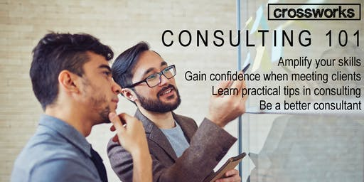 Consulting 101 (Batch 191)
